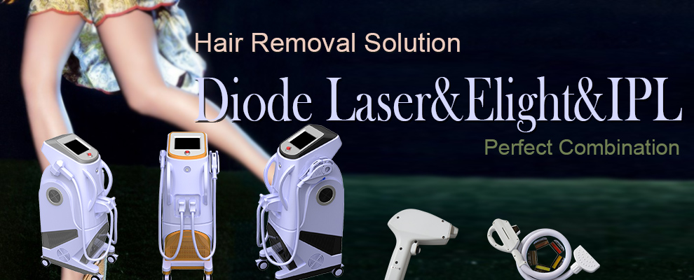 High Power 810nm Diode Laser Hair Removal Beauty Equipment