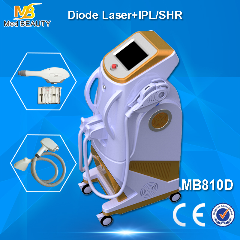 Hot 2016 Newest Lightsheer Diode Laser Hair Removal Machine Strong Power