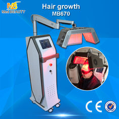 China Diode lipo laser machine for hair loss treatment, hair regrowth supplier