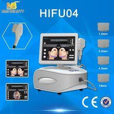 China SMAS Contraction Liposonix 13mm HIFU Machine Reducing Sagging Of Skin supplier