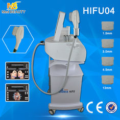 China Medical Non - Invasion Ultrasound Face Lift Machine Eye Bags Removal supplier