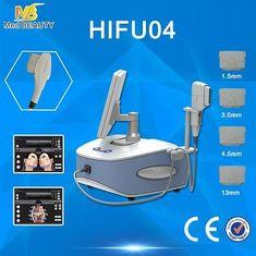 China Beauty Laptop HIFU Machine Salon Clinic Spa Machines 2500W 4 J/Cm2 supplier