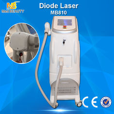 China 808 nm Diode Laser Hair Removal Vertical Permanently Remove Lip Hair supplier