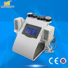 China Ultrasonic Cavitation Vacuum Liposuction Laser Bipolar Roller Massage RF Beauty Machine supplier