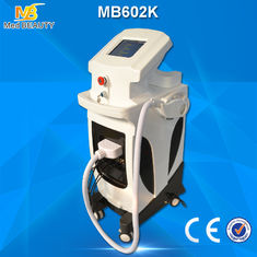 China Hair Removal IPL+ E-Light + Cavitation + RF + Vacuum Slimming Machine supplier