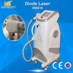 China ABS Machine Shell 810nm Diode Laser Machine For Permanent Hair Removal supplier