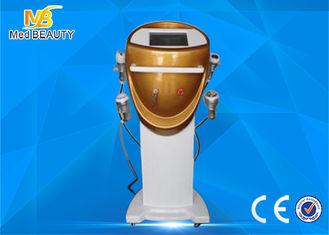 China White Beauty Slimming Machine With Cavitation RF Real 40KHz supplier