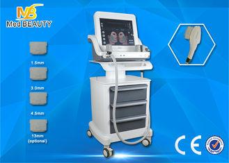 China New High Intensity Focused Ultrasound hifu clinic beauty machine supplier