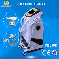 China High Power Diode Laser Hair Removal Machine 808nm Womens Beauty Device supplier