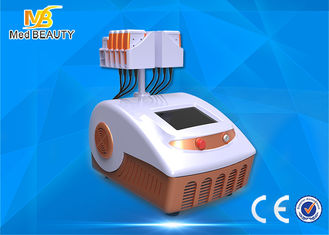 China Double Wavelength 650nm 980nm Laser Liposuction Equipment Lumislim Japan Mitsubishi supplier
