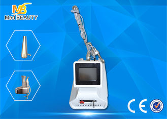 China Portable Co2 Fractional Laser CO2 Laser Cutting Machine 10600nm Wavelength supplier