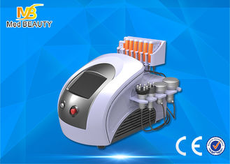 China 8 Inch Touch Screen Ultrasonic Vacuum Slimming Machine Lipo Laser Slimming Equipment supplier