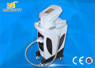 China 1064nm Long Pulse IPL Laser Machine For Hair Removal Vascular Lesion supplier