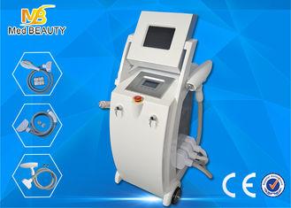 China 4 Handles Ipl Beauty Equipment Laser Cavitation Ultrasound Machine supplier