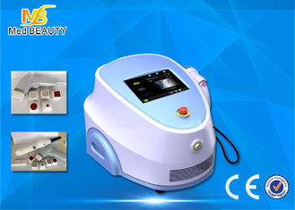 China Professional Rf Beauty Machine / Portable Fractional Rf Microneedle Machine supplier
