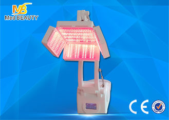 China Laser + Led Rf Beauty Machine / Laser Hair Loss Equipmen Hair Regrowth Treatment supplier