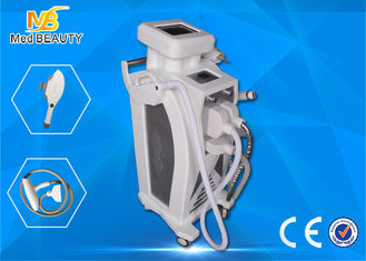 China CE Approved E-Light Ipl RF Q Switch Nd Yag Laser Tattoo Removal Machine supplier