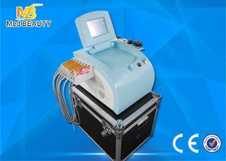 China 200mv diode laser liposuction equipment 8 paddles cavitation rf vacuum machine supplier
