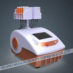 China 650nm plus 940nm Laser Liposuction Equipment / Lipo laser slimming machine supplier