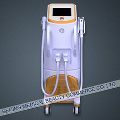 China IPL Diode Laser Hair Removal Machine 2 In 1 , E Light Hair Removal supplier