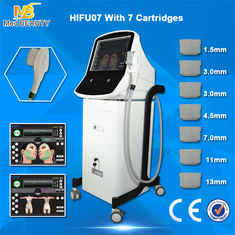 China Weight Loss Hifu Slimming Machine Fat Loss / Fat Removal White Color supplier