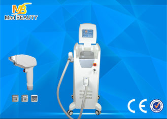 China Continuous Wave 810nm Diode Laser Hair Removal Portable Machine Air Cooling supplier