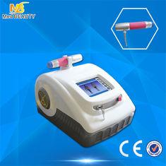 China Portable White Shockwave Therapy Equipment For Shoulder Tendinosis / Shoulder Bursitis supplier