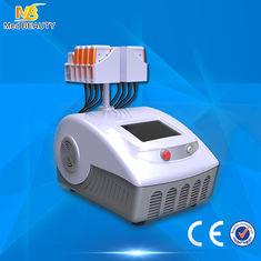 China Double Wavelength 650nm 980nm Lipo Laser Slimming Machine Lumislim Japan Mitsubishi supplier
