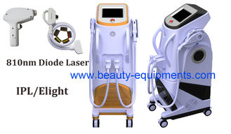 China Multi-Function Diode Laser Hair Removal Equipment , Rejuvenation Treatment supplier