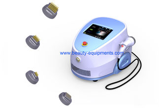 China 10mhz Fractional Rf Microneedle Skin Resurfacing , Wrinkle Removal Machine supplier