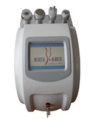 China Ultrasonic Cavitation+Monopolar RF+Tripolar RF+ Vacuum Liposuction supplier