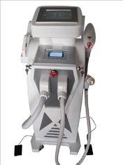 China IPL Beauty Equipment YAG Laser Multifunction Machine For Photo Rejuvenation Acne Treatment supplier