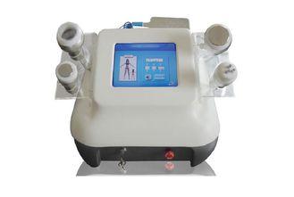 China Cavitation+ Tripolar RF + Monopolar RF Beauty Machine + Vacuum Liposuction supplier