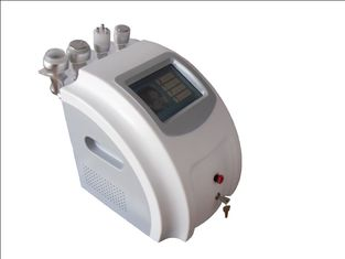 China 40KHz Cavitation Frequency Cellulite Cavitation 8 Inch Color Touch Screen supplier