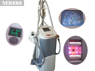 China Vacuum Roller (LPG)+Bipolar RF+Cavitation Slimming Machine supplier