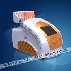 China Portable Laser Liposuction Equipment , Cavitation RF Multifunction Beauty Machine supplier
