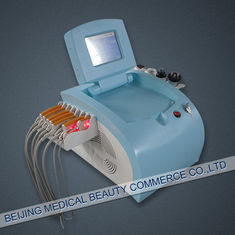 China 650nm 8 Paddles Laser Liposuction Equipment With 6Mhz / 10Mhz For Body Shaping supplier