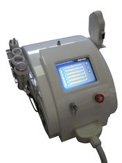 China Portable IPL+E-light(Elos) +Cavitation+ Monopolar RF + Tripolar RF+ Vacuum Liposuction supplier
