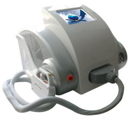 China Two System Elight(IPL+RF )+ Monopolar RF Body Slimming Ipl Hair Removal Machines supplier