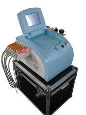 China Radiofrequency Laser Liposuction Equipment , 8 Paddles Lipo Laser Plus Cavitation supplier