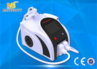 China White Portable 2 In 1 Ipl Shr Nd Yag Laser Tattoo Removal Equipment factory