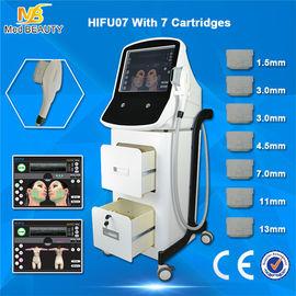 China 1000w HIFU Wrinkle Removal High Intensity Focused Ultrasound Machine distributor