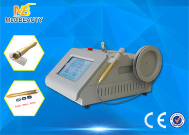China Grey High Frequency Laser Spider Vein removal Vascular Machine distributor