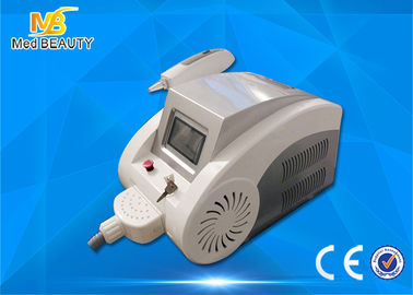 China Grey ND Yag Laser Tattoo Removal machine , q switched laser for tattoo removal distributor