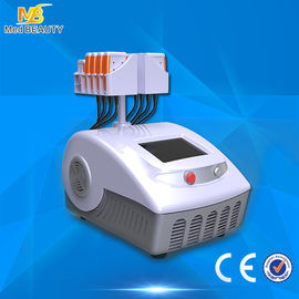 China Double Wavelength 650nm 980nm Lipo Laser Slimming Machine Lumislim Japan Mitsubishi distributor