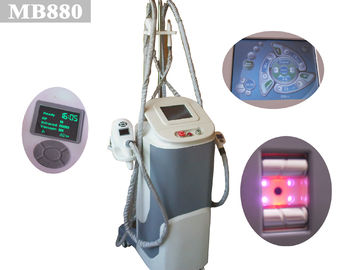 China Vacuum Roller &RF & Infrared Body Slimming Machine distributor