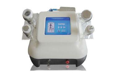 China Cavitation+ Tripolar RF + Monopolar RF Beauty Machine + Vacuum Liposuction distributor