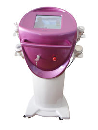 China Ultrasonic Cavitation + Monopolar RF+ Tripolar RF Beauty Machine + Vacuum Liposuction distributor