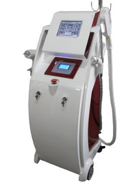 China IPL +Elight + RF+ Yag Laser Hair Removal And Tattoo Removal Beauty Equipment distributor