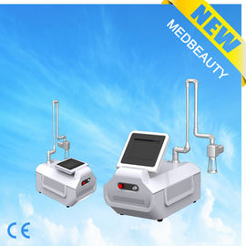 China Portable GlassTube Co2 Fractional Laser distributor